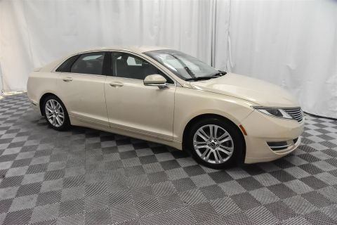 Pre-Owned 2016 Lincoln MKZ Turbo