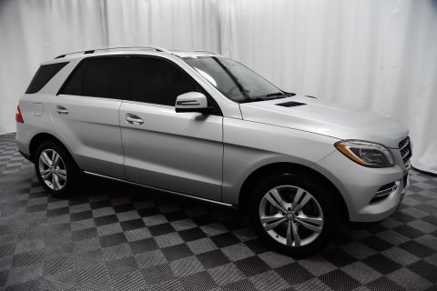 Pre-Owned 2014 Mercedes-Benz M-Class ML 350 All-Wheel Drive