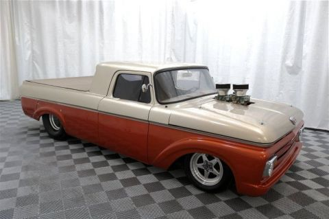 Pre-Owned 1962 FORD F100