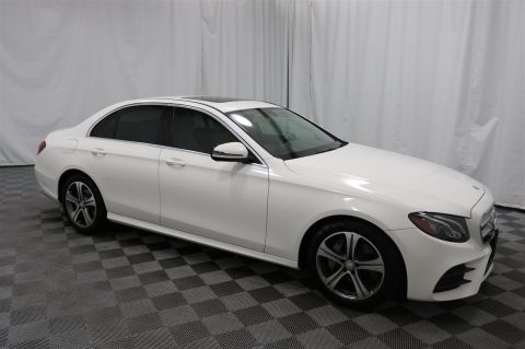 Pre-Owned 2017 Mercedes-Benz E-Class E300 Luxury Turbo