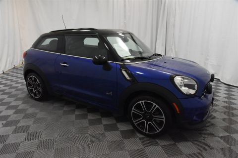 Pre-Owned 2015 MINI Cooper Paceman S All-Wheel Drive