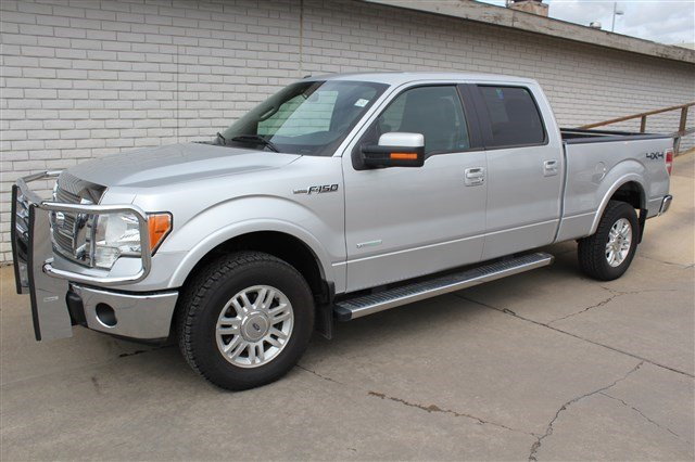 Pre-Owned 2011 Ford F-150 SuperCrew Lariat 4x4 - Lifted