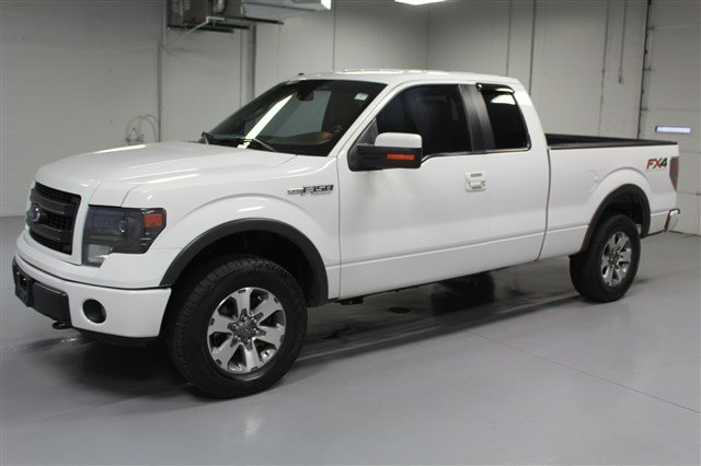 Pre-Owned 2013 Ford F-150 SuperCab FX4 4x4