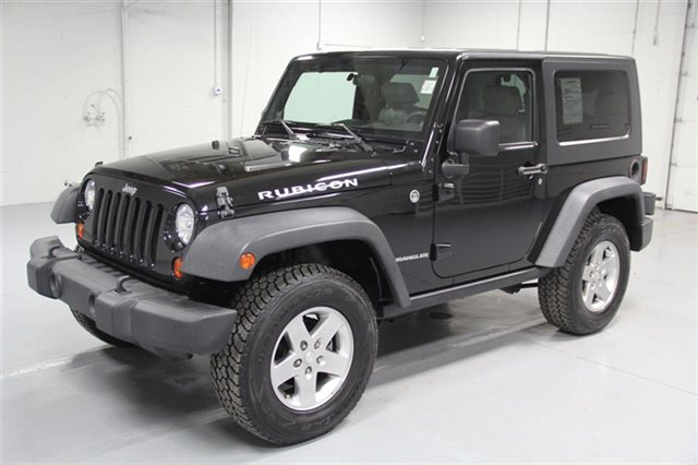 Pre-Owned 2010 Jeep Wrangler Rubicon 4x4
