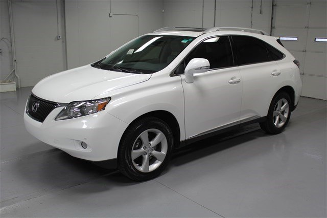 Pre-Owned 2012 Lexus RX 350 All-Wheel Drive