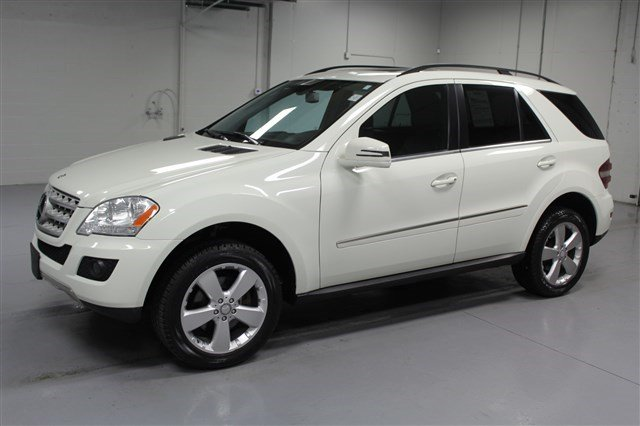 Pre-Owned 2011 Mercedes-Benz M-Class ML350 4MATIC
