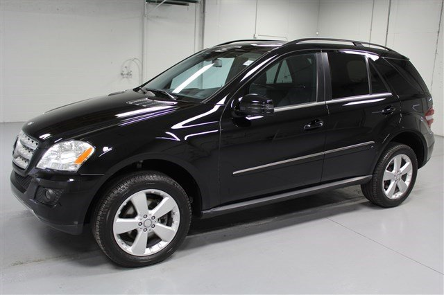 Pre-Owned 2011 Mercedes-Benz M-Class ML350 4MATIC All-Wheel Drive