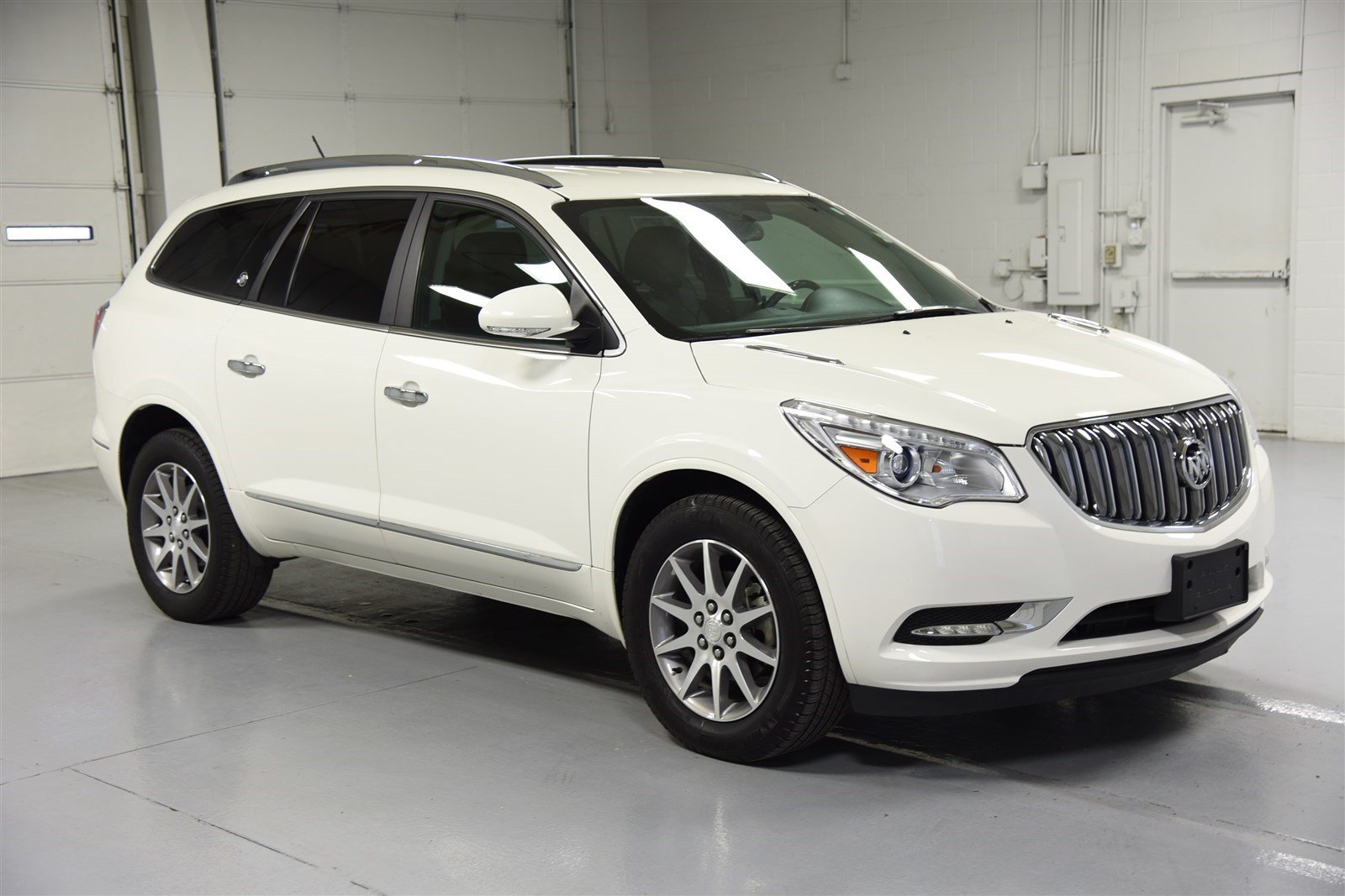 Pre-Owned 2015 Buick Enclave Leather All-Wheel Drive