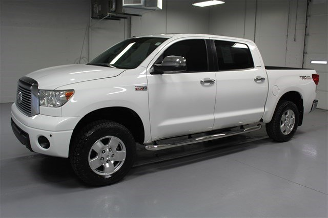 Pre-Owned 2011 Toyota Tundra CrewMax LTD