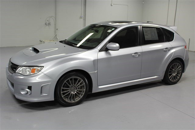 Certified Pre-Owned 2014 Subaru Impreza WRX Limited All-Wheel Drive