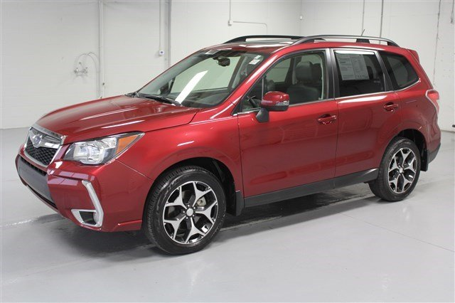 Certified Pre-Owned 2014 Subaru Forester 2.0XT Touring