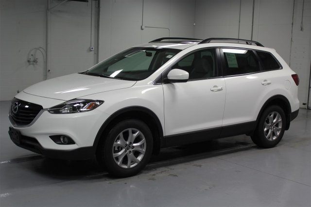 Pre-Owned 2014 Mazda CX-9 Touring All-Wheel Drive