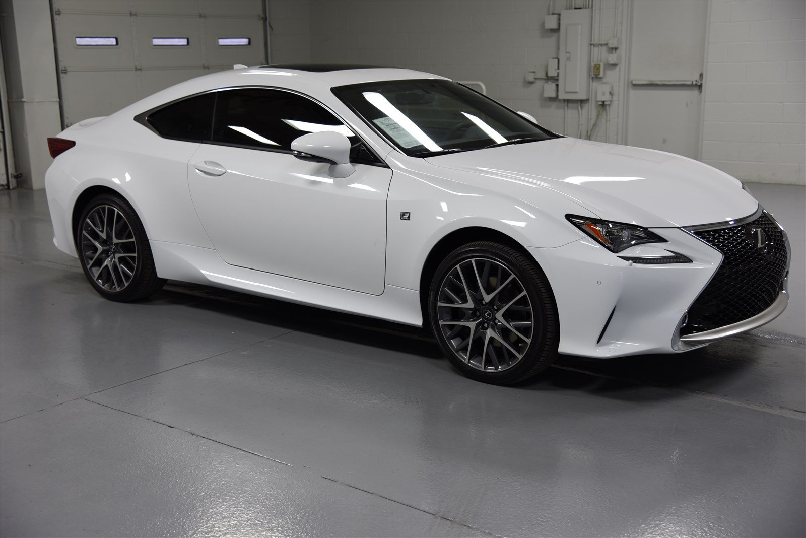 Pre-Owned 2015 Lexus RC 350 All-Wheel Drive
