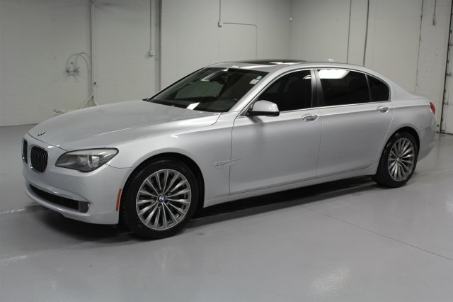 Pre-Owned 2012 BMW 7 Series 740Li