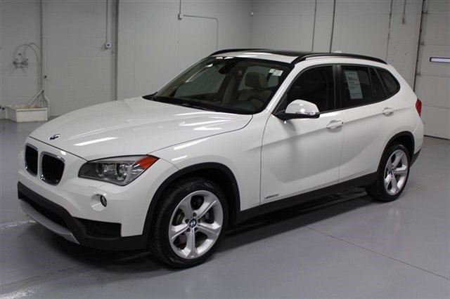 Pre-Owned 2013 BMW X1 xDrive35i All-Wheel Drive