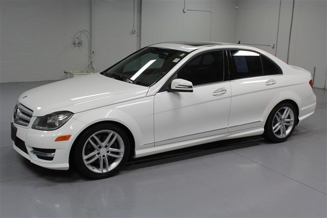 Pre-Owned 2013 Mercedes-Benz C-Class C300 4MATIC