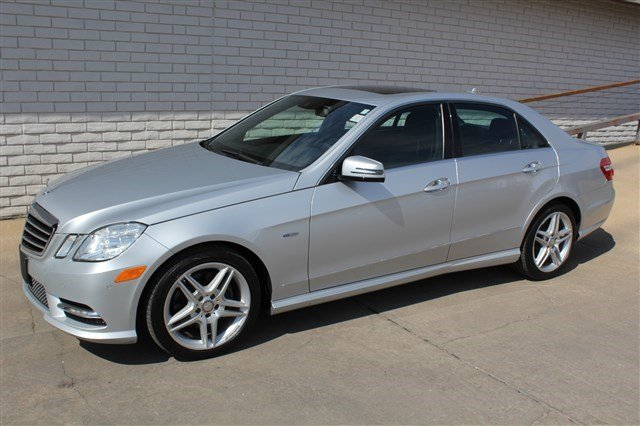 Pre-Owned 2012 Mercedes-Benz E-Class E350 Luxury All-Wheel Drive