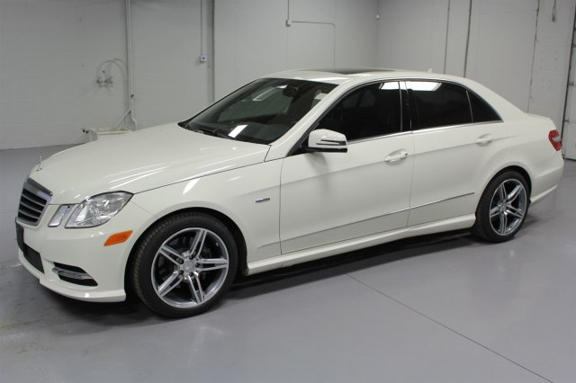 Pre-Owned 2012 Mercedes-Benz E-Class E350 Luxury 4MATIC